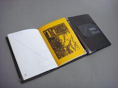 cv pack and work samples 2010 by RACHEL BROOKS, via Behance