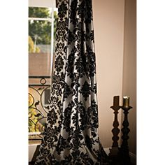 overstock spruce up the look of your windows easily with these polyester 96 - 96 Inch Curtains