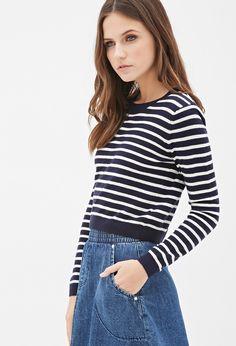 Forever 21 striped c