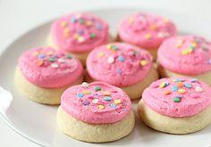 Homemade Lofthouse cookies YUM!