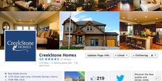 #ColoradoSprings new homes for sale #Facebook page: https://www.facebook.com/CreekStoneHomes | http://creekstone-homes.com/