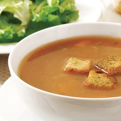 Vegetable Soup Mix – For all the veggie lovers out there, you're going to love the bright garden flavors in our Vegetable soup mix. A great healthy meal for those who prefer vegetarian or add beef or chicken for even more heartiness.
