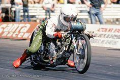 Brian Chapman - British Drag Racing Hall of Fame