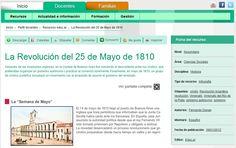 La Revolución del 25 de Mayo de 1810 - Educar
