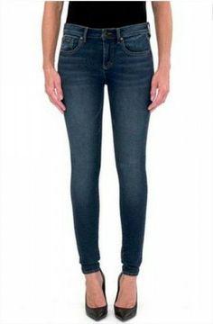 Jeans Armani Exchange Women's Power Stretch Super Skinny Jean Indigo 5J20PMI #Armani Exchange#Jeans