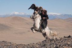 Elveszettnek hitt mongol törzsről készített varázslatos képeket az iráni fotós - 14. kép