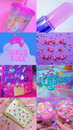 Those days when everything was sweet like cupcakes and innocent fun was real Tumblr Wallpaper, I Wallpaper, Galaxy Wallpaper, Wallpaper Backgrounds, Aesthetic Pastel Wallpaper, Aesthetic Backgrounds, Aesthetic Wallpapers, Aesthetic Collage, Witch Aesthetic
