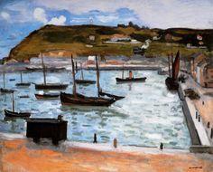 Albert Marquet - Port de Fécamp