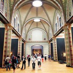 Rijksmuseum , город Amsterdam, Noord-Holland #museum