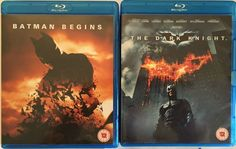 The dark #knight & batman #begins blu-ray + dvd #5-disc box set region b / 2 uk p,  View more on the LINK: http://www.zeppy.io/product/gb/2/182197001008/