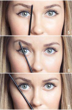 La bonne géométrie pour épiler ses sourcils expliquée par Lauren Conrad !