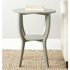 Safavieh Rhodes Ash Grey Accent Table - Overstock Shopping - Great Deals on Safavieh Coffee, Sofa & End Tables