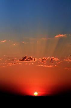 #Sunset Light