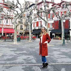 Botín Euda Burdeos Ref: 4084379 Disponible en www.santorini.com.co Santorini, 18th, Instagram, Coat, Jackets, Style, Fashion, Color Combinations, Budget