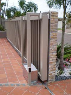Modern Main Gate Designs, Iron Main Gate Design, Grill Gate Design, House Fence Design, Fence Gate Design, Steel Gate Design, Front Gate Design, Main Door Design, Modern Gates