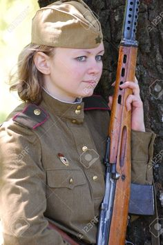 russian girl and svt40