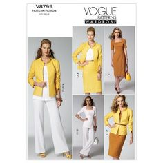 Patrón gratis: blusa varios modelos de Neue Mode Stil