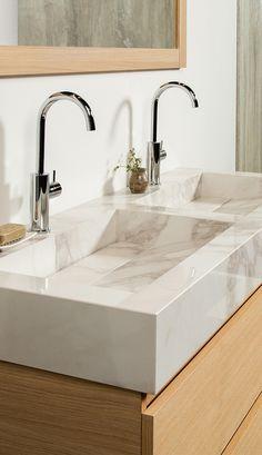 Beautiful Interiors, Mix Match, Sink, Modern, Home Decor, Sink Tops, Vessel Sink, Trendy Tree, Decoration Home