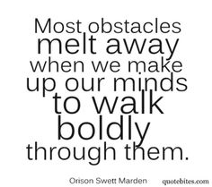 For my kids (read: students), this would be a perfect follow up quote after today's about brick walls! Strength in times of hardship