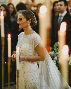 Carmen - The White Carpet - Bridal White Carpet, Jenny Packham, Gowns, Bride, Wedding Dresses, How To Wear, Fashion, White Rug, Vestidos