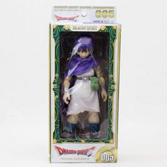 Square Enix Products Dragon Quest 25th Sofubi Character 005 Figure JAPAN ANIME