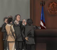 Continúa el juicio por corrupción gubernamental | Sigue las...