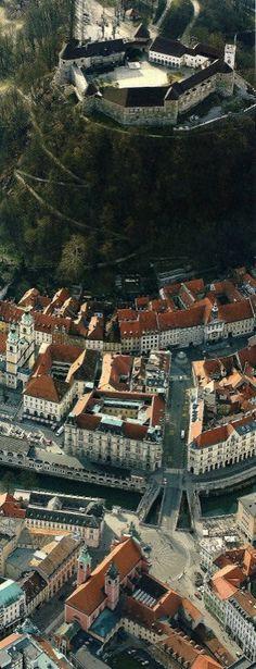 Ljubljana, Slovenia (Matjaz Krivic - Photographer)