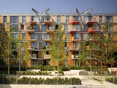 Quality landscaping- including a playground, provide additional amenity to apartments : Adelaide Wharf