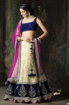 可愛すぎるインド民族衣装デザインまとめ(画像16枚)/16 images of designer lehenga – Vajracat