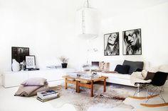 Living design nordico