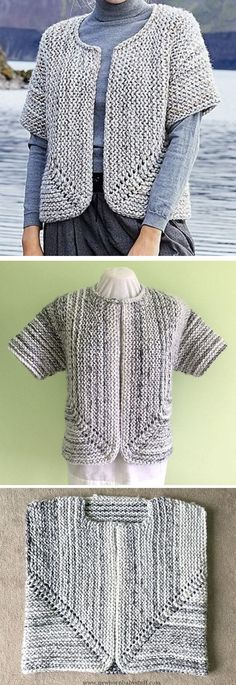 Jutka Cardigan – Free PatternThanks for this post.Jutka Cardigan – Free Pattern Free Knitting Pattern Source by . Read more The post Jutka Cardigan – Free Pattern appeared first on How To Be Trendy.Two Needle Socks # cardigan Baby Knitting Patterns, Free Knitting, Crochet Patterns, Crochet Designs, Crochet Ideas, Stitch Patterns, Knitting For Beginners, Beautiful Crochet, Knit Crochet