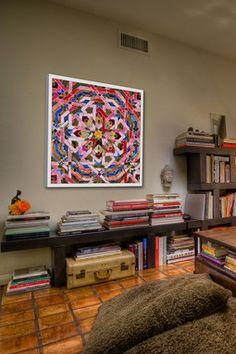 Parvez Taj Mirror Art on Hautelook www.parveztaj.com