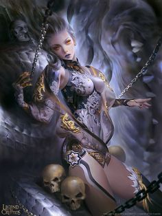 legend of the cryptids lotc mingzhu yang artist artwork tcg Fantasy Art Women, Fantasy Characters, Anime Fantasy, Legend, Fantasy Artwork, Fantasy Art, Fantasy Warrior, Art, Dark Fantasy Art