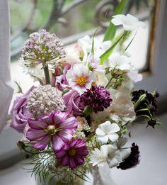Madeleine's bouquet