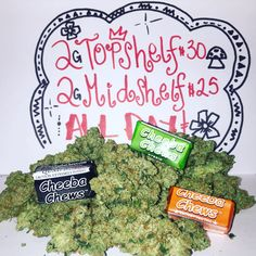 Daily special all day, everyday!!!! We are open until 12 am Visit your favorite budtenders in town!!!