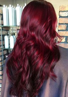 Red Hair Color331