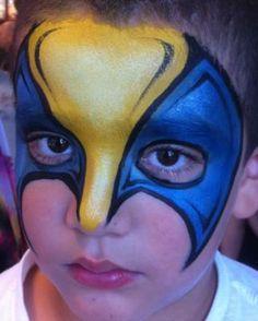 Boys superhero mask....