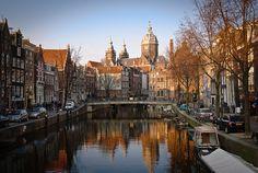 Weekend in Amsterdam www.cotton-ink.co.uk