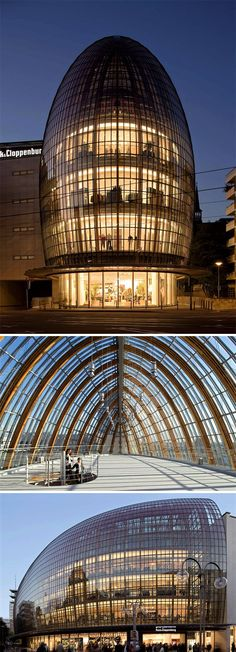 P & C Department Store   Renzo Piano Building Workshop Architects