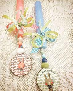 Κάνε το πρώτο του Πάσχα χρωματιστό! 🎁#baby #popnhop #newmommy #newborn #eastercandles 📞☎️Τηλεφώνημα 📍Αγίας Σοφίας 15-19, Βύρωνας Happy Easter, Easter Bunny, Easter Eggs, Easter Ideas, Easter Crafts, Fancy, Decoration, Spring, Crochet