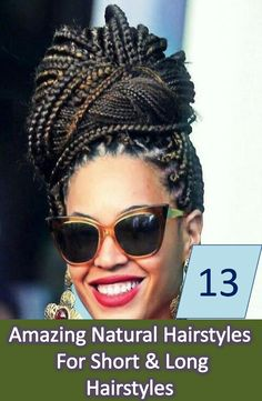 Looking for some natural hairstyles ? This post for you, You will get here 15 Natural hairstyles to look attractive, sexy and of course ensuring your comfort