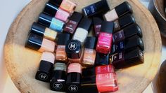 Chanel polishes yes plzzz