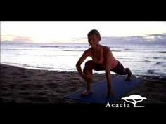 Yoga for Adrenal Fatigue from Divine Health...
