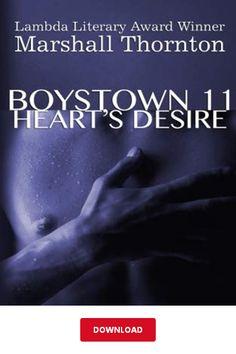 Boystown 11 PDF by Marshall Thornton - Heart's Desire ebook Award Winner, Reading Online, Good Books, Pdf, Great Books