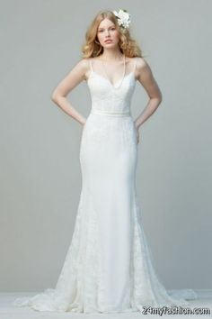 Cool Watters wedding dress 2018-2019 Check more at http://24myfashion.com/2016/watters-wedding-dress-2018-2019/