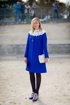 STYLE DU MONDE / Paris FW SS2014: Nasiba Adilova  // #Fashion, #FashionBlog, #FashionBlogger, #Ootd, #OutfitOfTheDay, #StreetStyle, #Style