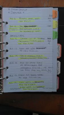 Sub-Tabs . Ok read - very detailed if you participate / understand David Allen's GTD (Read - ThT ( Arc Planner, Planner Tips, Study Planner, Project Planner, Life Planner, 2017 Planner, Planner Inserts, Happy Planner, Home Management Binder