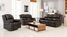 Shop a great selection of Blackjack Furniture The Elton Collection Reclining Living Room Sofa Set, Brown. Find new offer and Similar products for Blackjack Furniture The Elton Collection Reclining Living Room Sofa Set, Brown. Leather Sofa And Loveseat, Sofa And Loveseat Set, Couch, Brown Furniture, Living Room Furniture, Leather Living Room Set, Beautiful Living Rooms, Living Room Sets, Beige