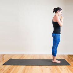Help Relieve Anxiety With These Calming Yoga Poses
