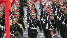 FOTOS: las mejores imágenes de la Gran Parada Cívico Militar